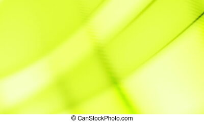 Bright green soft simple subtle abstract looping animated background