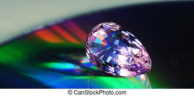 Bright jewel
