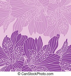 Bright magenta alstroemeria background