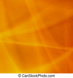 Bright orange, yellow color abstract background. Blurry