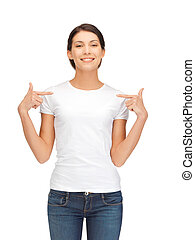 happy and carefree teenage girl - bright picture of happy ...