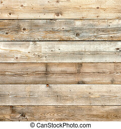 Bright pine wooden wall background square format