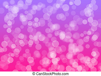 Bright pink christmas background