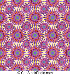 bright purple abstract stars on a light background seamless pattern vector illustration