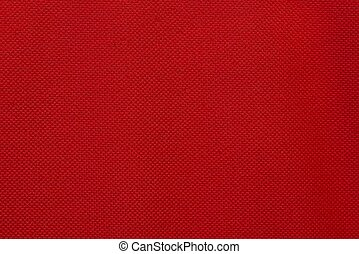 red texture from a piece of cloth