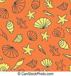 Bright seamless pattern.