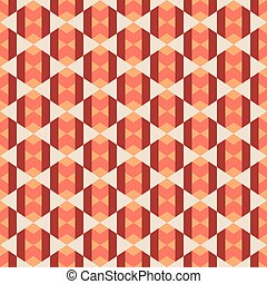 Bright seamless pattern in ethnic style.