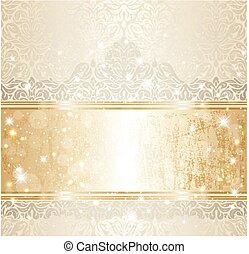 Bright shiny luxury background