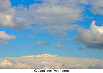 bright sky #2