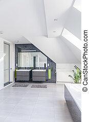 Bright spacious bathroom - Picture of bright spacious...