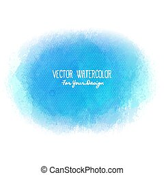 Bright stain. Pseudo watercolor. Paint texture. Colorful daub. It can be used as background for text