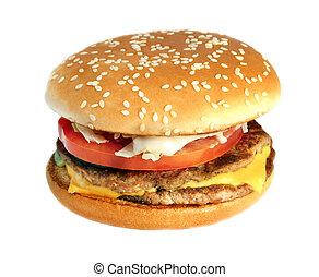 bright tasty burger