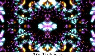 Bright universe nebula,Firecracker