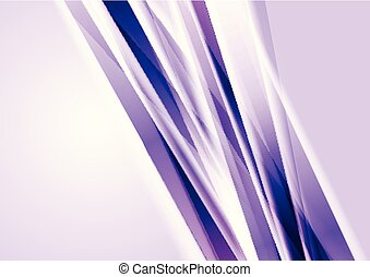 Bright violet shiny stripes abstract background