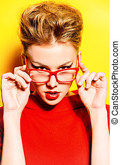 bril, mode