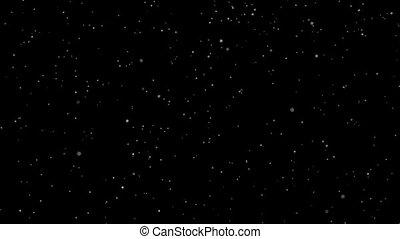 brilhar, estrelas cadentes