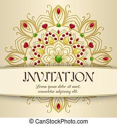 brillante, invitación boda