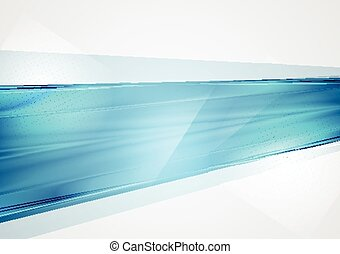brillante, resumen, azul, tecnología, plano de fondo