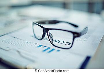 brille, dokument