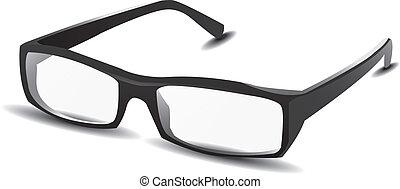 brillen, pictogram