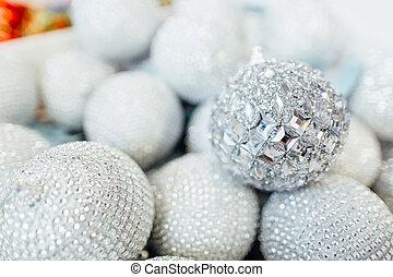 Brilliant Christmas ornament for Christmas tree.