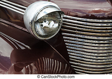 Brilliant headlight