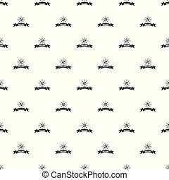 Brilliant pattern vector seamless