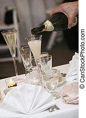 brinde, casório