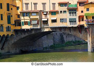 Brindge in Florence