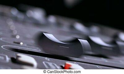 brings musician man console mixer music studio remote -...