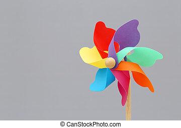 brinquedo, pinwheel