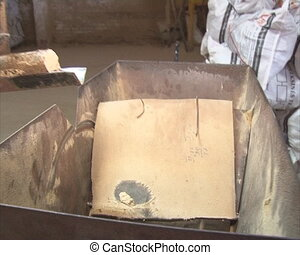 briquettes sawdust - Production of fuel briquettes from...