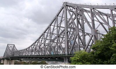 Brisbane Bridge - The iconic Story Bridge in Brisbane...