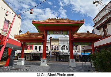 brisbane, chinatown, australia, -queensland