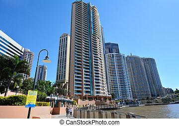 Brisbane Riverside Quarter - Little Singapore