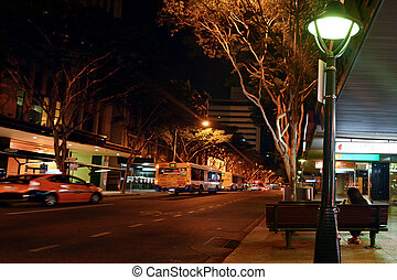 Brisbane Transport - Queensland Australia - BRISBANE - SEP...