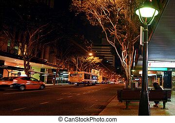 Brisbane Transport - Queensland Australia - BRISBANE - SEP...