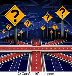 británico, europeo, pregunta