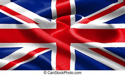 británico, flag.