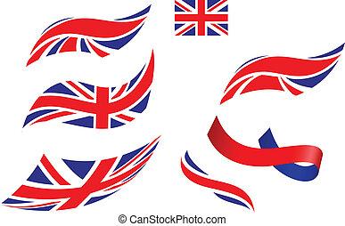 británico, icono