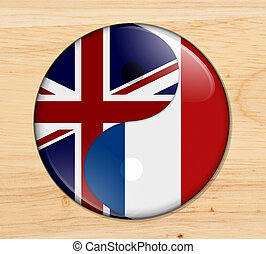 Britain and France working together