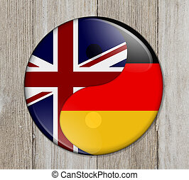 Britain and Germany working together