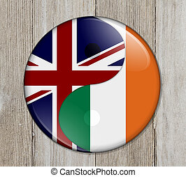 Britain and Ireland working together