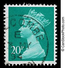 Britain Postage Stamp