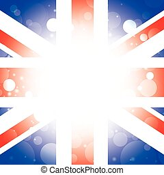 British background England flag