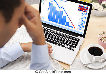 British economy down - Businessman shocked about the state...