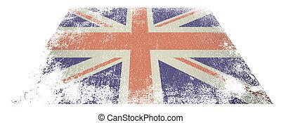 British flag flat