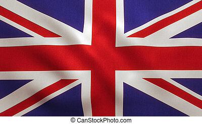 British Flag UK