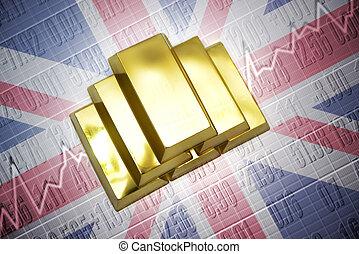 british gold reserves
