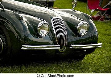 British Luxury Sports Car